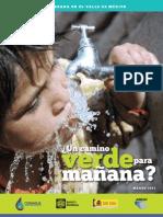 Agua Urbana en El Valle de Mexico