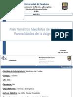 Clase 1 Plan Tematico I-2014