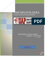 desarrollado  PSICOPATOLOGÍA.docx