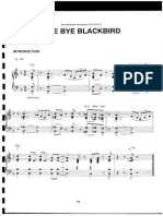 Bye Bye Blackbird Red Garland