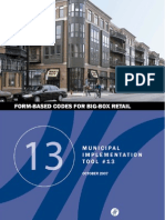 Form-Based Codes and Big-Box Retail