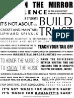 Motivation for Music Teachers