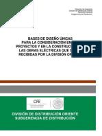 Bases de Diseño