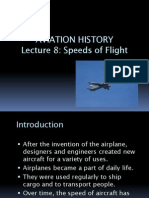 Lecture+8-Aviation+History-Speeds+of+Flight