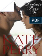 01 Perfecto Para Ti - Kate Perry