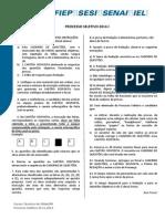 Prova Tecnico Gabarito Comentado - 2014 - i[48757]