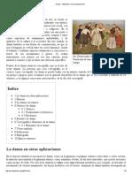 Danza - Wikipedia, La Enciclopedia Libre