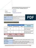 Programa de Fertilización Para La Instalación de Parcelas Demostrativas Del Cultivo de Quinua_1