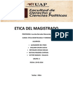 Etica Deontologia y Forense