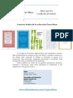 Dossier Great Ideas 3