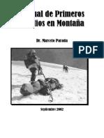 Manual de Primeros Auxilios (Módulo 1)