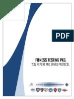 EA Sports BCSPL -Fitness Testing Pkg