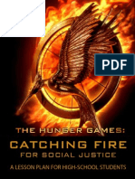 Catching Fire Lesson Plan