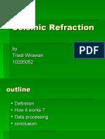 Seismic Refraction