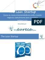 Resumo Startup Enxuta - Eric Ries