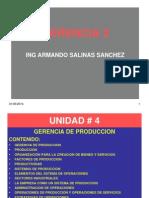 Gerencia 2 Unsa-capitulo 4,5,6