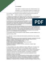 El Desarrollo Sostenible y La Empresa-proceso Administrativo