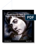 Nassim Nicholas Taleb, Donnie Darko, and the Meaning of History