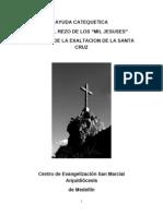 Ayuda Catequética Para El Rezo de Los Mil Jesuses