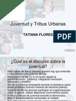 Estudio Antropológico Sobre Jóvenes y Tribus Urbanas
