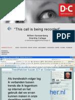 Leren telefoneren