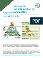 Bayer Alimentacion y Diabetes