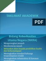 NKRA - Bidang Keberhasilan Utama Kementerian Pelajaran Malaysia