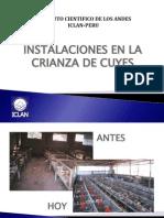 01 Instalaciones en Granjas de Cuyes