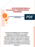 Socialización PESCC