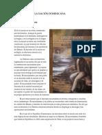 Los Letrados y La Nación Dominicana