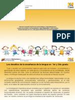 Presentación Enseñanza Del Lenguaje
