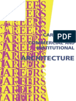 Carreers in Commercial and Institutional Architecture