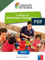 Catalogo Materiales 2012