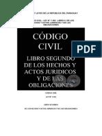 Códigos y Leyes de La República Del Paraguay