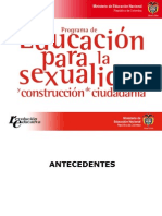 Presentacion PESCC Julio 2011