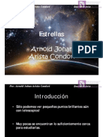 Estrellas Arnold Arista