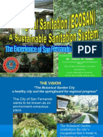 Sanitation Initiatives of San Fernando La Union by Valmar Valdez