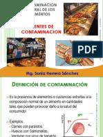 Contaminacion Natural de Los Alimentos