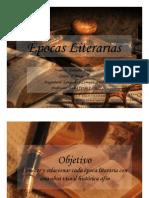 Épocas Literarias