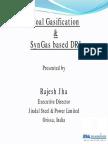 Session4-5 Rajesh_Jha_Coal Gasification & SynGas Based DRI_PPT_5