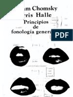 CHOMSKY - Pincipios de fonología generativa (completo)