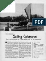 Small Sailing Cat