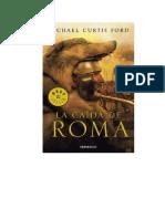 96634154 Curtis Ford Michael La Caida de Roma