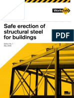 Safe Erections for steel structure