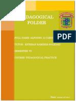 Carpeta Pedagogica IV
