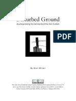 Disturbed Ground by Eron Witzel