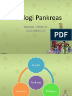 Fisiologi Pankreas