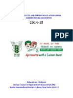 Career Pros Employment Avenues for Agricultural