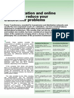 Decentralisation and Online Monitoring Reduce Your Transformer Problems Novembro_2010_energia_eng