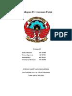 4AD4 KLP 5 Makalah Tahapan Dalam Membuat Perencanaan Pajak
